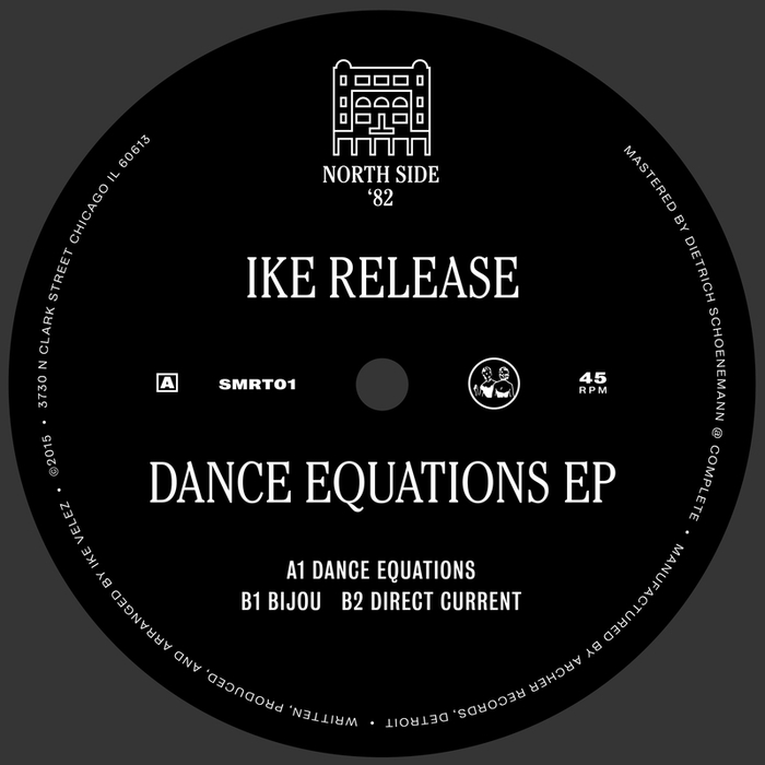 Ike Release - Dance Equations [SMRT 001]